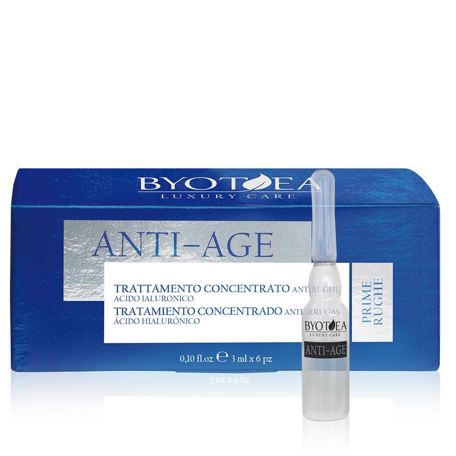Byothea viso trattamento concentrato antirughe for Arredamento parrucchieri outlet